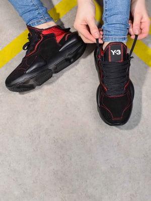 Кроссовки черные | 5642835