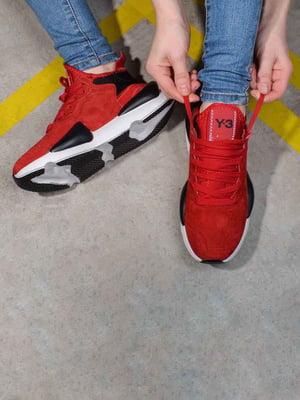 Кроссовки красного цвета | 5642836