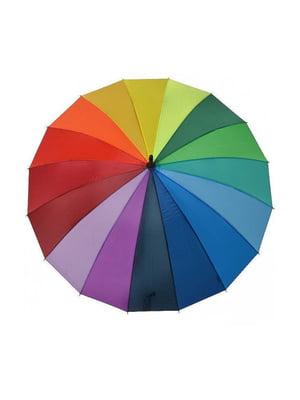 Детский зонт- трость «Радуга» | 5653189