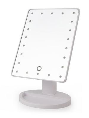 Дзеркало для макіяжу з LED підсвічуванням   5653256