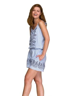 Пижама: майка и шорты | 5687877