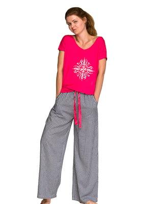Піжама: футболка і штани | 5687878