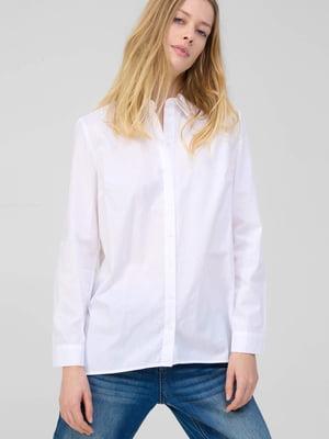 Рубашка белая | 5686076