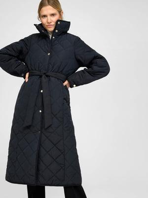 Пальто темно-синє   5686088