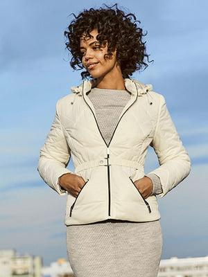 Куртка біла   5686089