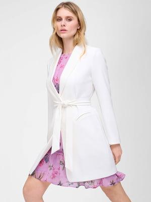 Пальто біле | 5686095