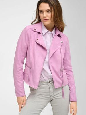 Куртка розового цвета | 5686098
