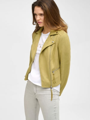 Куртка оливкового цвета | 5686099