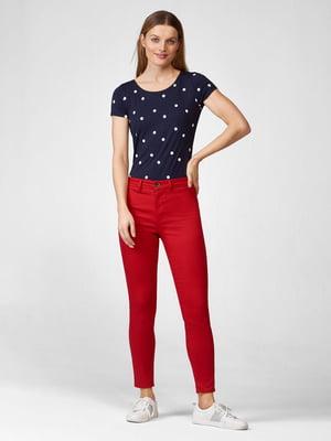 Штани червоного кольору | 5686056