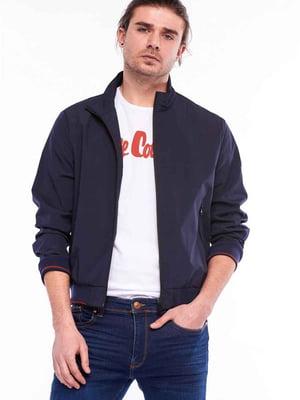 Куртка синяя | 5686988