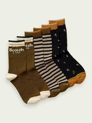 Набор носков (3 пары)   5687506