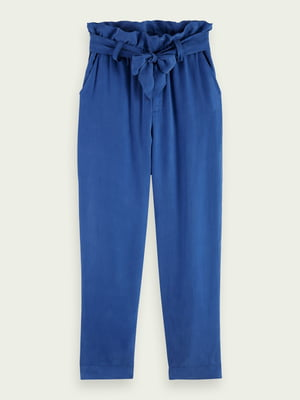 Брюки синие | 5687521