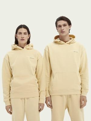 Худі жовта | 5687551