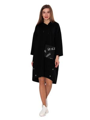 Платье черное | 5687984