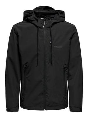 Куртка черная | 5687686