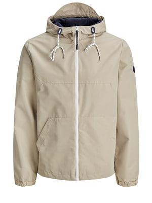 Куртка песочного цвета | 5687830