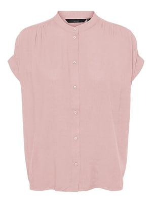 Рубашка розового цвета | 5687899