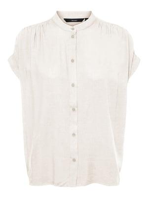 Сорочка молочного кольору | 5687900