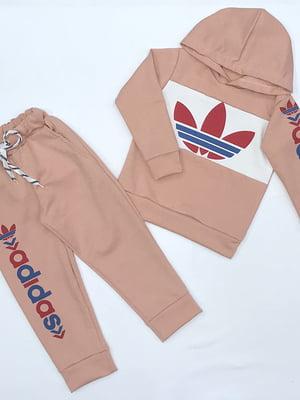 Костюм: худи и брюки | 5688034