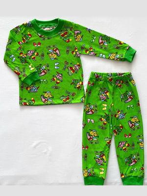 Пижама: джемпер и брюки | 5688038