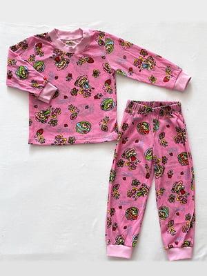 Пижама: джемпер и брюки | 5688039