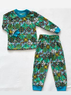 Пижама: джемпер и брюки | 5688040