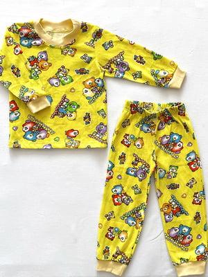 Пижама: джемпер и брюки | 5688041