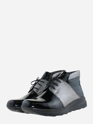 Ботинки черные | 5688097