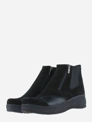 Черевики чорні | 5688098