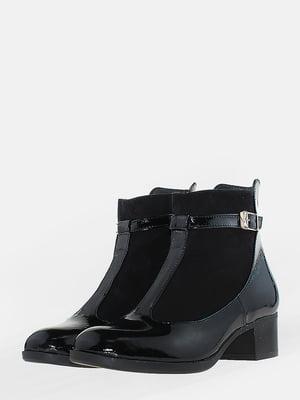 Ботинки черные | 5688099