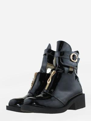 Ботинки черные | 5688102