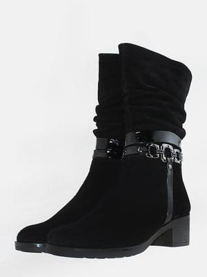 Черевики чорні | 5688108