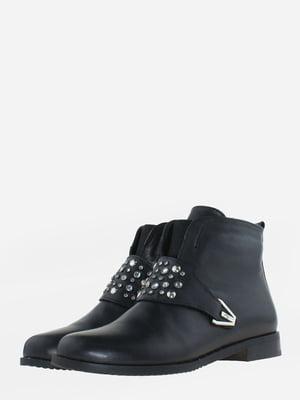 Черевики чорні | 5688110