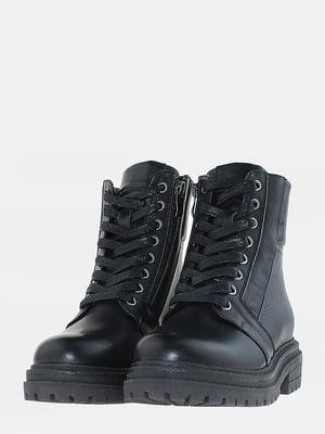 Черевики чорні | 5688224