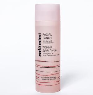 Тоник для лица для сухой и чувствительной кожи (200 мл) | 5316891