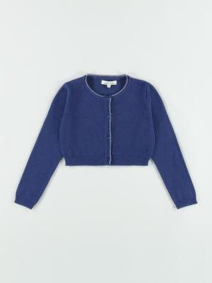 Болеро синее | 5686404
