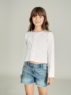 Блуза белая | 5686454
