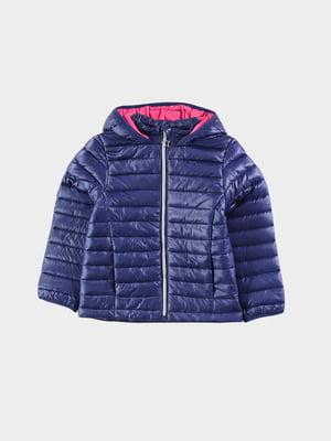 Куртка синяя | 5686516