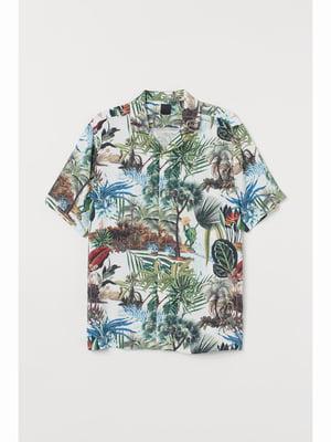 Рубашка с рисунком   5688840