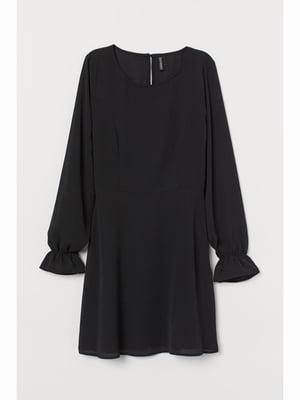 Платье черное | 5688894