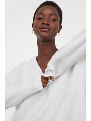 Пуловер белый | 5688943