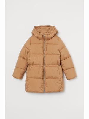 Куртка бежевая | 5688990