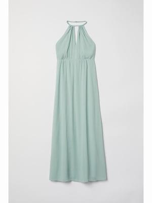 Платье мятного цвета | 5688991