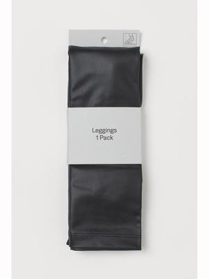 Легінси чорні | 5689082
