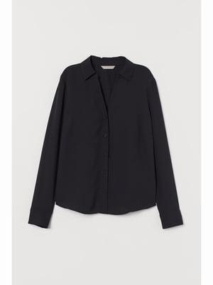 Рубашка черная | 5689092