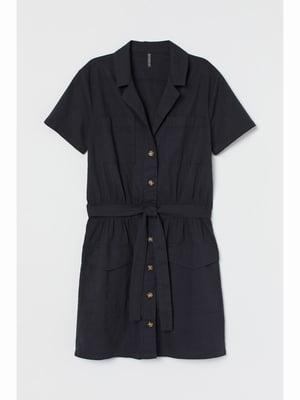 Платье черное | 5689128