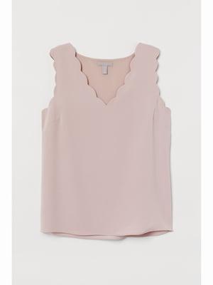 Блуза пудрового кольору   5689266