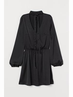 Платье черное | 5689347