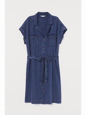 Сукня темно-синя | 5689422