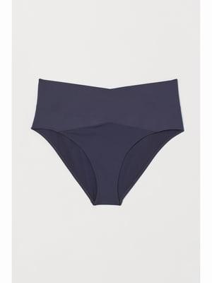 Трусы купальные темно-синие | 5689437